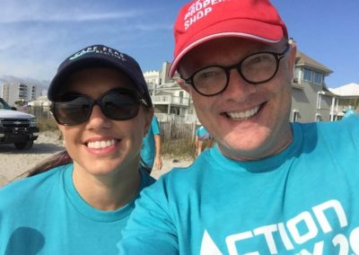 Realtor Action Day Tony Harrington Jamie Lynn Crist